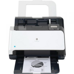 HP ScanJet 9000 Sheetfed Scanner A3 Size - Speed 60ppm - Resolution 600dpi - ADF 150 sheets