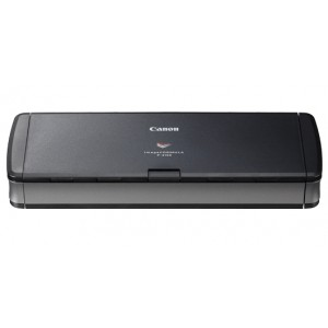 Canon P-215II Portable Document Scanner - Speed 15ppm - Resolution 600dpi