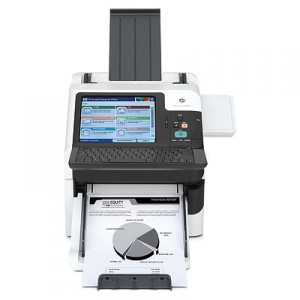 HP ScanJet 7000n Sheetfed Scanner Network Ready - Speed 40ppm - Resolution 600dpi - ADF 50 sheets