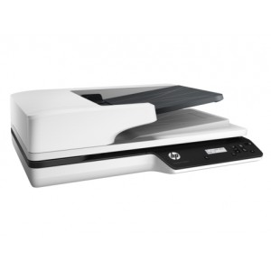 HP ScanJet Pro 3500 f1 Flatbed Scanner (L2741A) - Speed 25ppm - Resolution 600dpi - ADF 50 sheets