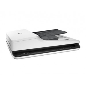 HP ScanJet Pro 2500 f1 Flatbed Scanner (L2747A) - Speed 20ppm - Resolution 600dpi - ADF 50 sheets