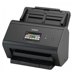 Brother ADS-2800W Network Scanner - Speed 40ppm - Resolution 600x600dpi