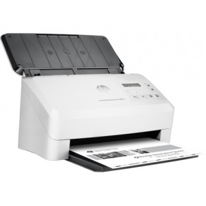 HP ScanJet Enterprise Flow 7000 s3 Sheet-feed Scanner (L2757A) - Speed 75ppm - Resolution 600dpi - ADF 80 sheets