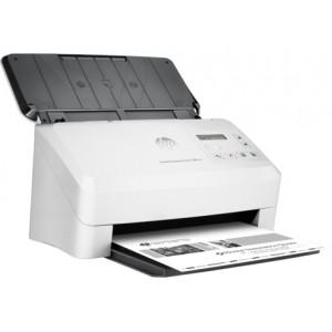 HP ScanJet Enterprise Flow 7000 s3 Sheet-feed Scanner (L2757A) - Speed 75ppm - Resolution 600dpi - ADF 80 sheets