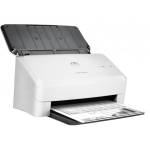 HP ScanJet Pro 3000 s3 Sheet-feed Scanner (L2753A) - Speed 35ppm - Resolution 600dpi - ADF 50 sheets
