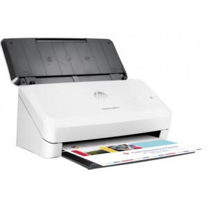 HP ScanJet Pro 2000 s1 Sheet-feed Scanner (L2759A) - Speed 24ppm - Resolution 600dpi - ADF 50 sheets