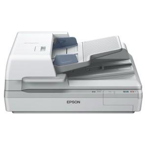 Epson WorkForce DS-60000 A3 Document Scanner - Scan Speed 40ppm - Resolution 600x600 dpi - Flatbed Scanner