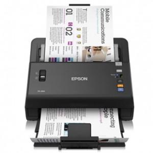 Epson WorkForce DS-860 Color Document Scanner - Scan Speed 65 ppm - Resolution 600x600 dpi - Sheet-fed Scanner
