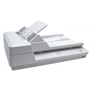 Fujitsu SP-1425 Flatbed / ADF Image Scanner - Speed 25ppm - Resolution 600dpi - ADF 50 sheets