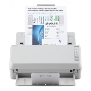 Fujitsu SP-1130 Image Scanner - Speed 30ppm - Resolution 600dpi - ADF 50 sheets