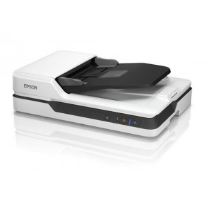 Epson WorkForce DS-1630 Flatbed Scanner - Scan Speed 25ppm - Resolution 1200x1200 dpi
