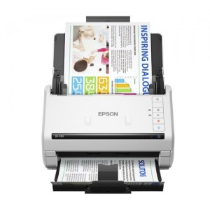 Epson WorkForce DS-530 Sheet-fed Document Scanner - Scan Speed 35 ppm - Resolution 600x600 dpi