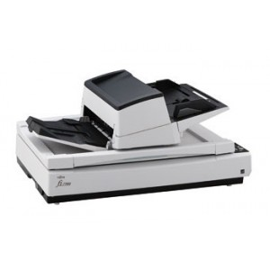 Fujitsu fi-7700S Flatbed Scanner A3-Size - Speed 75ppm - ADF 300 sheets