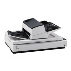 Fujitsu fi-7700 Flatbed Scanner A3-Size - Speed 100ppm - ADF 300 sheets