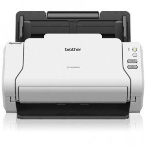 Brother ADS-2200 Document Scanner - Speed 35ppm - Resolution 600x600dpi