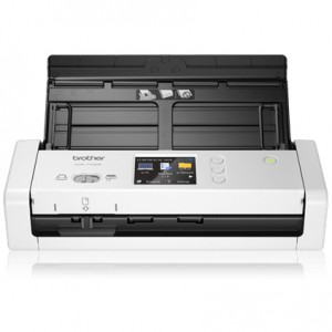 Brother ADS-1700W Wireless Compact Scanner - Speed 25ppm - Resolution 600x600dpi