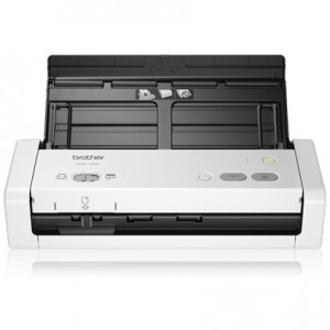 Brother ADS-1200 Compact Scanner - Speed 25ppm - Resolution 600x600dpi