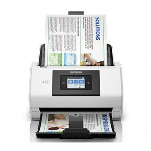 Epson WorkForce DS-780N sheet-fed Document Scanner - Scan Speed 45 ppm - Resolution 600x600 dpi