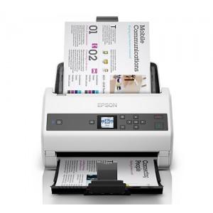 Epson WorkForce DS-870 A4 Duplex Sheet-fed Document Scanner