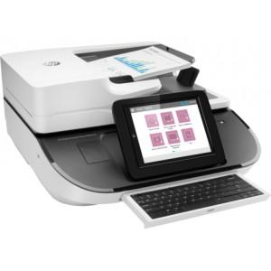 (L2762A) HP Digital Sender Flow 8500 fn2 Document Capture Workstation