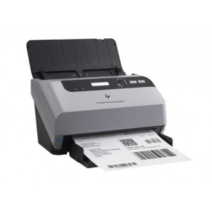 HP Scanjet 5000 s3 Sheet-feed Scanner - Speed 30ppm - Resolution 600dpi - ADF 50 sheets