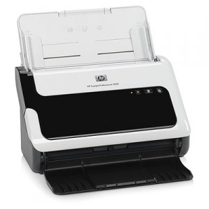 HP Scanjet 3000 s2 Sheet-Feed Scanner - Speed 20ppm - Resolution 600dpi - ADF 50 sheets