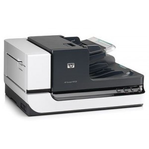 HP ScanJet N9120 A3-Size Flatbed Scanner - Speed 50ppm - Resolution 600dpi - ADF 200 sheets