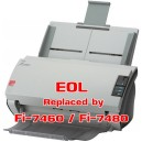 Fujitsu fi-5530C2 Sheetfed Scanner A3-Size - Speed 35ppm - Resolution 600dpi - ADF 100 sheets