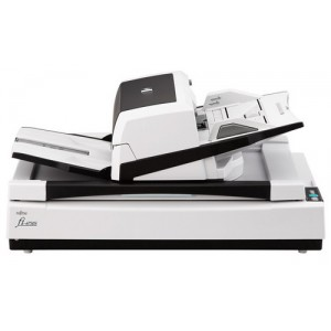 Fujitsu fi-6750S Flatbed Scanner A3-Size - Speed 55ppm - Resolution 600dpi - ADF 200 sheets