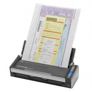 Fujitsu ScanSnap S1300i Mobile Scanner - Speed 12ppm - Resolution 600dpi - ADF, Duplex Color Scanner