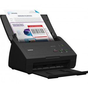 Brother ADS-2100 Scanner - Speed 24ppm - Resolution 600x600dpi