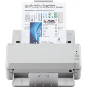 Fujitsu SP-1125 Image Scanner - Speed 25ppm - Resolution 600dpi - ADF 50 sheets