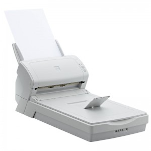 Fujitsu ScanPartner SP30F Flatbed Image Scanner - Speed 30ppm - Resolution 600dpi - ADF 50 sheets